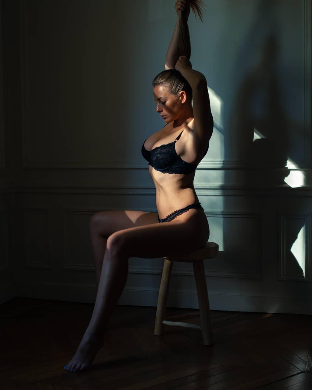 Olga Kobzar - Busty Russian Model Nudes - Page 3 of 4