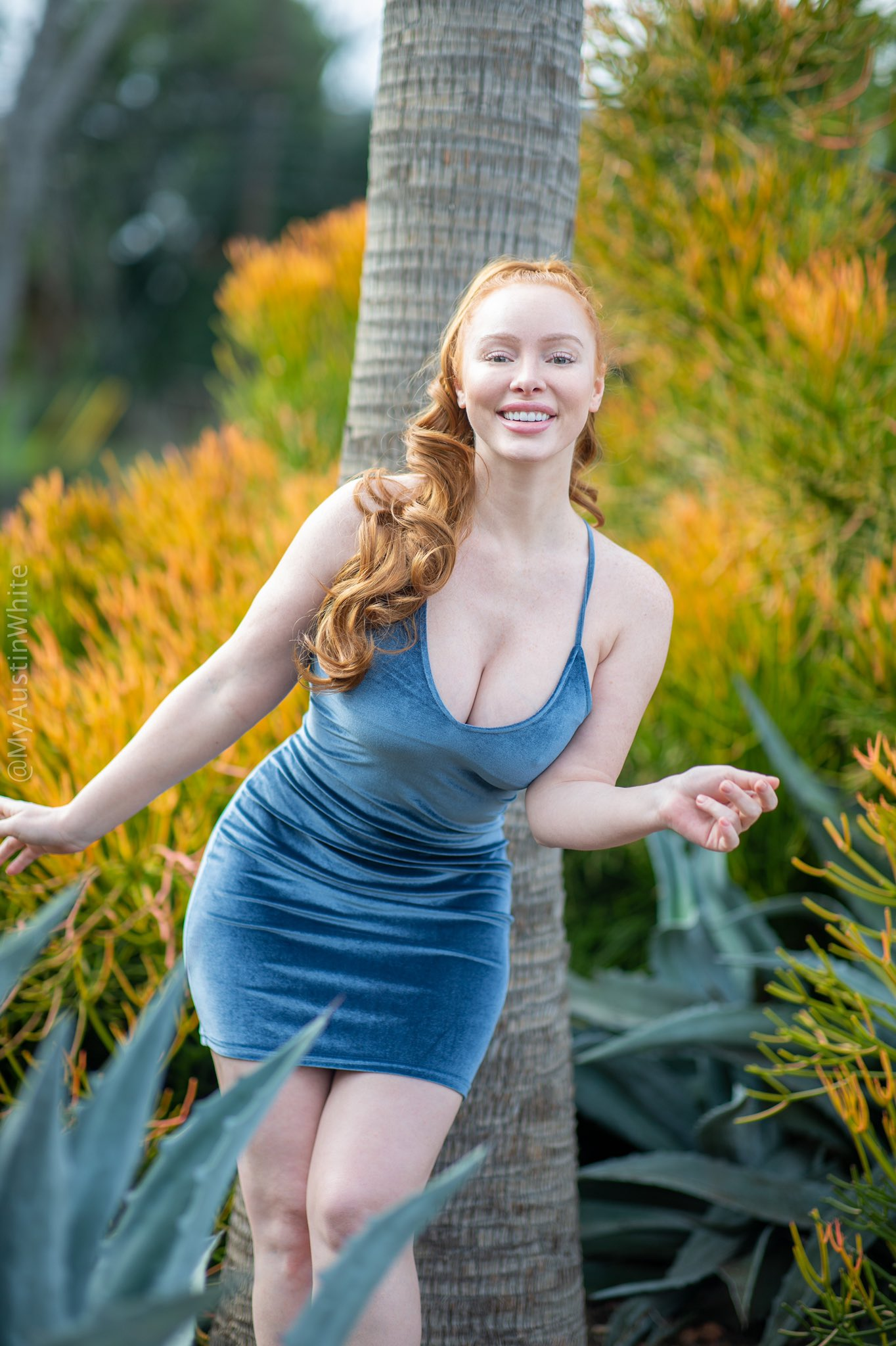 Austin White - Busty Red hair Model Nudes - Page 5 of 6