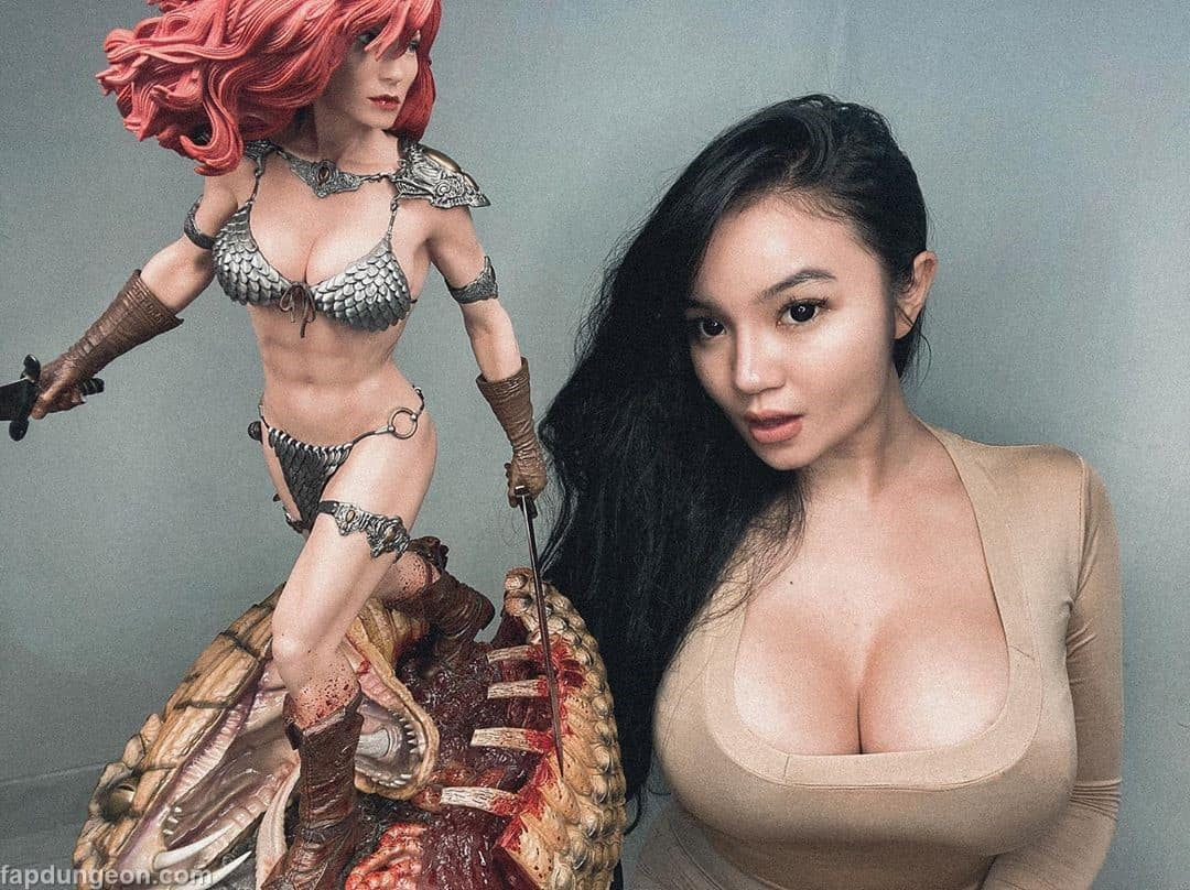 Monica Ardhea Model