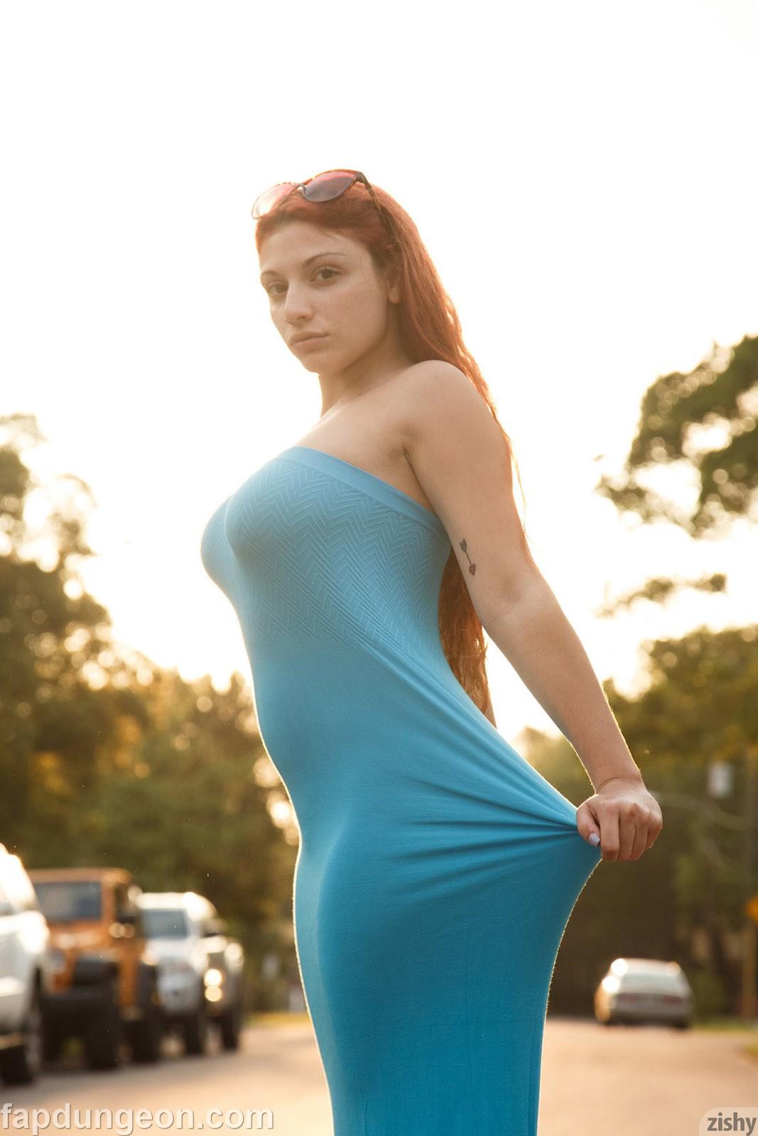 Gina Rosini - Busty Nextdoor Redheads Nudes - Page 3 of 3